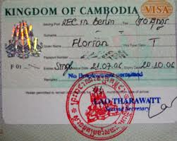 Visa  To Vietnam neighbor countries other than China table rates